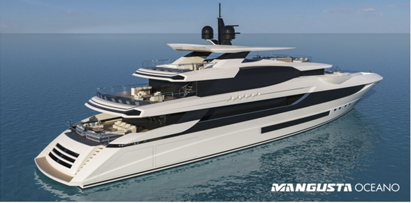 2023 OVERMARINE - MANGUSTA  Mega Yacht 1746600