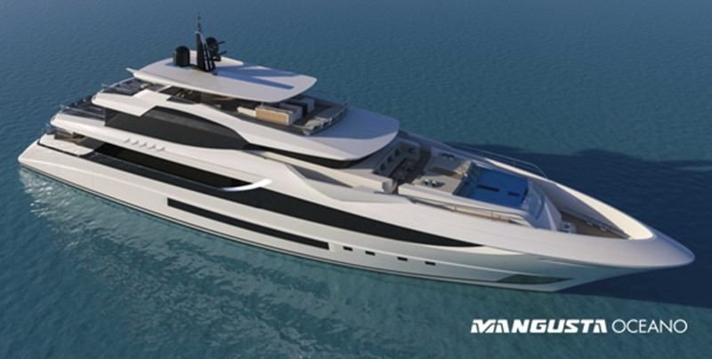 2023 OVERMARINE - MANGUSTA  Mega Yacht 1746601
