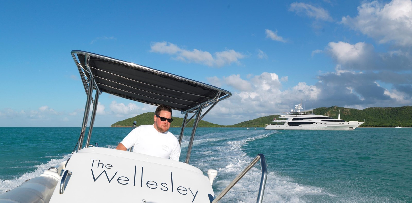 THE WELLESLEY Yacht for Sale