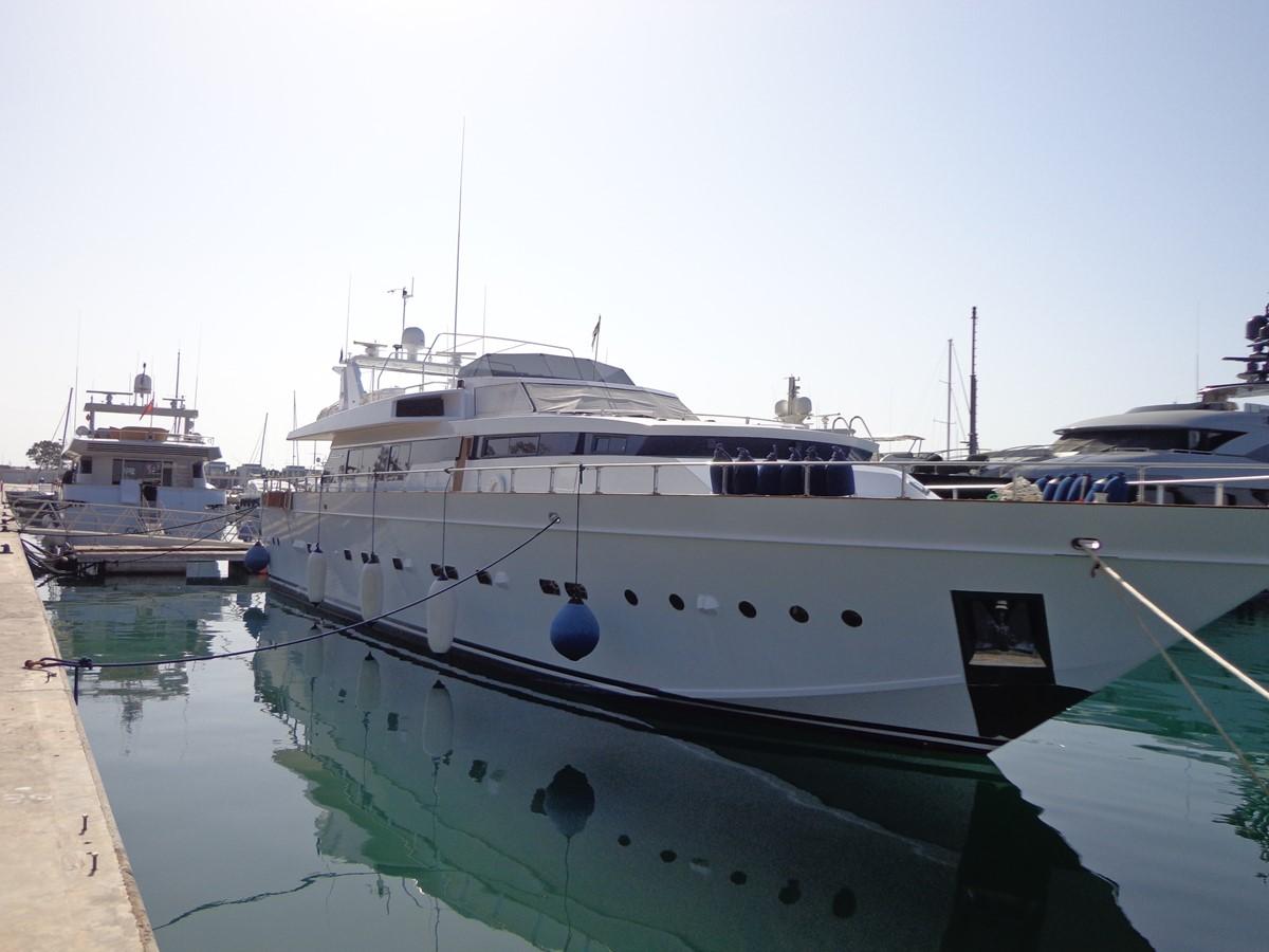 AKHIR 31 yacht for sale