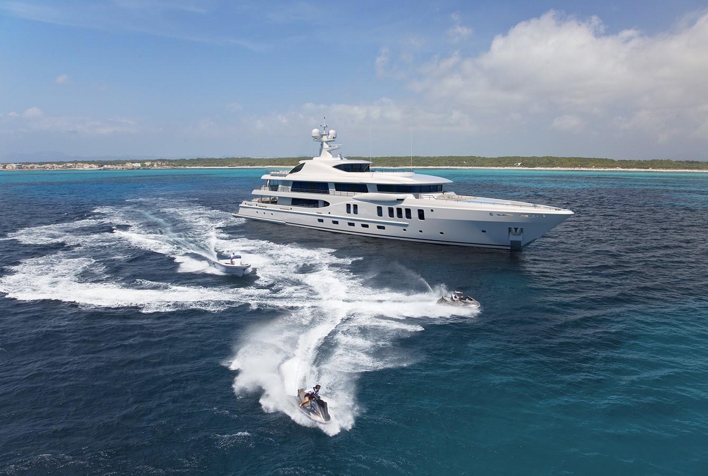 2023 AMELS  Mega Yacht 2339171