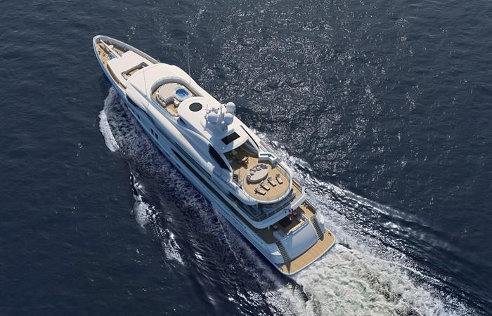 2023 AMELS  Mega Yacht 2339172