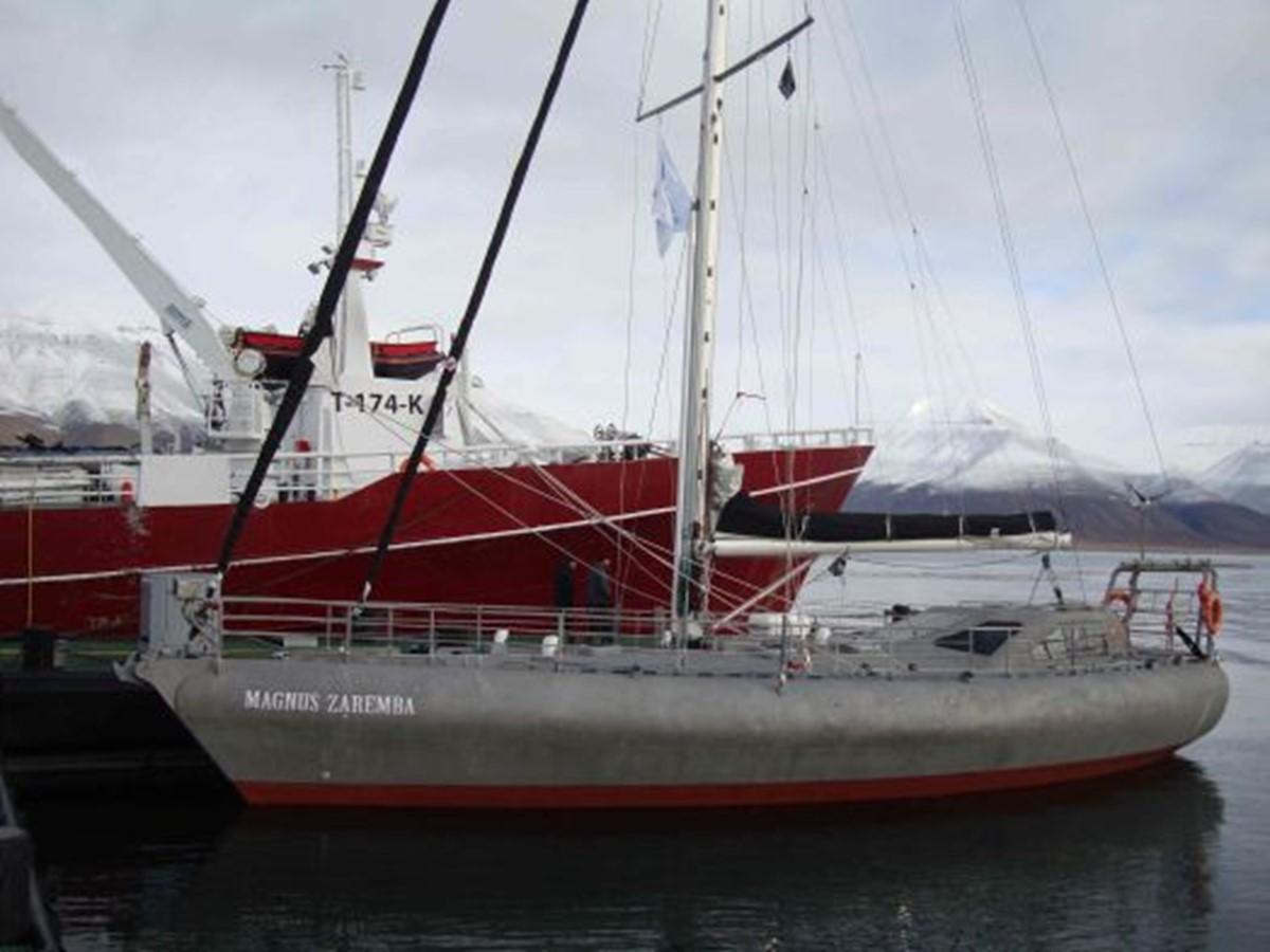 2013 CUSTOM Arctic Sailing Research Vessel Oceanographic Polar Scientific Motorsailor 1742358