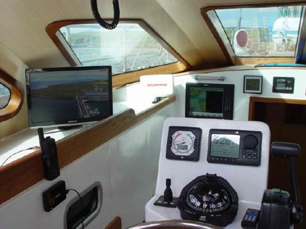 2013 CUSTOM Arctic Sailing Research Vessel Oceanographic Polar Scientific Motorsailor 1742359