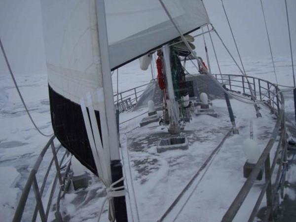 2013 CUSTOM Arctic Sailing Research Vessel Oceanographic Polar Scientific Motorsailor 1742366