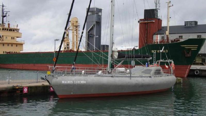 2013 CUSTOM Arctic Sailing Research Vessel Oceanographic Polar Scientific Motorsailor 1742369