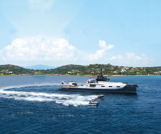 2019 DAMEN  Motor Yacht 2470172