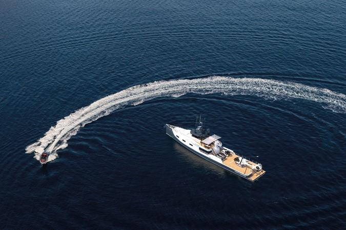2019 DAMEN  Motor Yacht 2470173