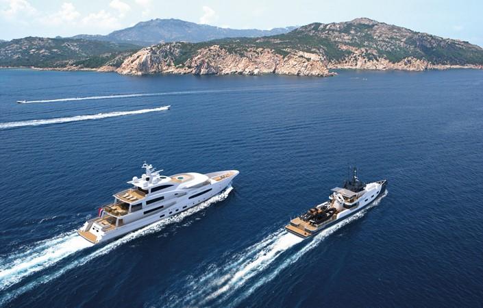 2019 DAMEN  Motor Yacht 2470175