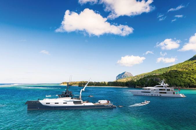 2019 DAMEN  Motor Yacht 2470176