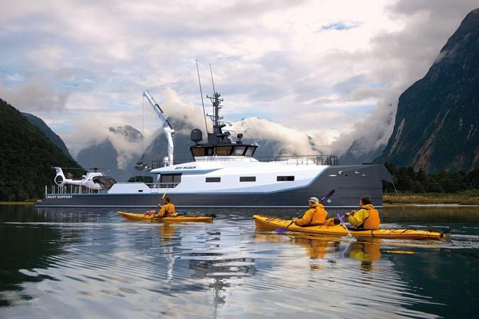 2019 DAMEN  Motor Yacht 2470181