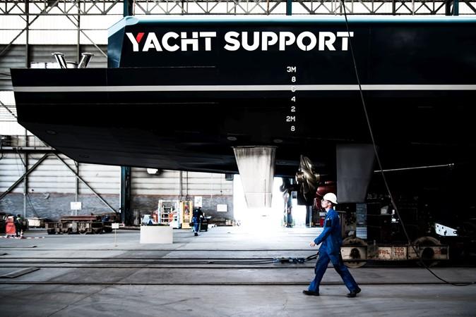 2019 DAMEN  Motor Yacht 2591788