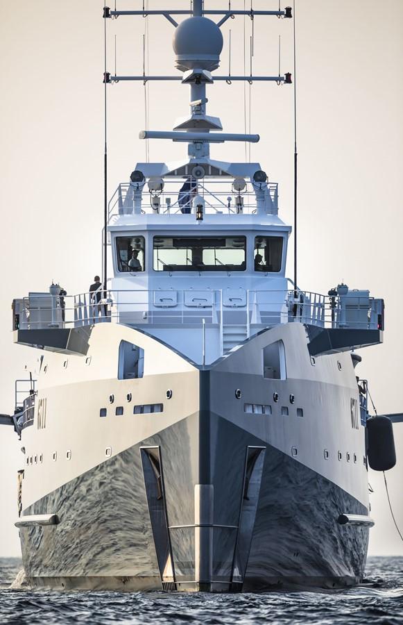2022 DAMEN Yacht Support 6911 Mega Yacht 2339198