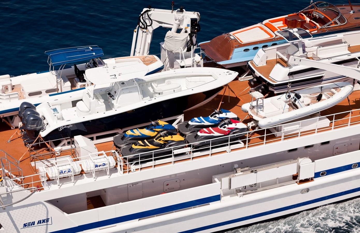 2022 DAMEN Yacht Support 6911 Mega Yacht 2339201