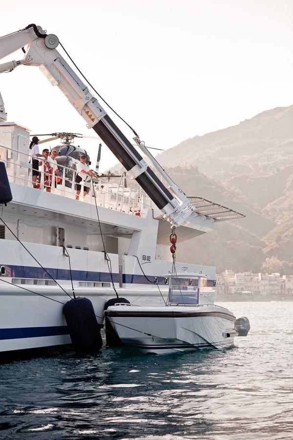 2022 DAMEN Yacht Support 6911 Mega Yacht 2339202