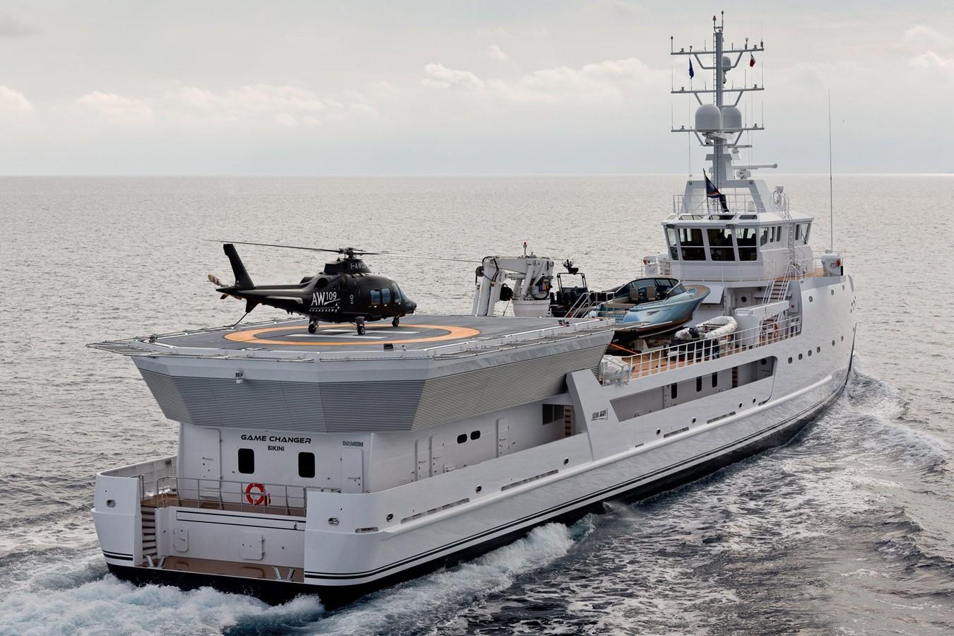 2022 DAMEN Yacht Support 6911 Mega Yacht 2339206