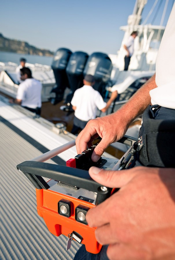 2022 DAMEN Yacht Support 6911 Mega Yacht 2339210