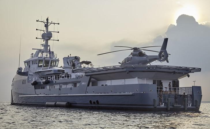 2021 DAMEN Yacht Support 6911 Mega Yacht 2339197