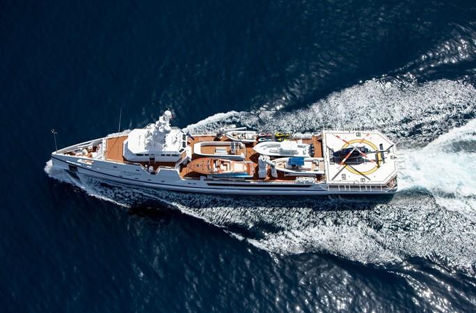 2021 DAMEN Yacht Support 6911 Mega Yacht 2339200