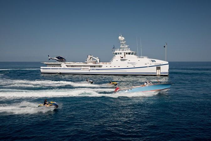 2022 DAMEN Yacht Support 6911 Mega Yacht 2339204