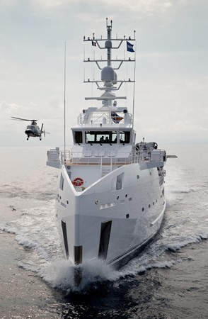 2022 DAMEN Yacht Support 6911 Mega Yacht 2339205