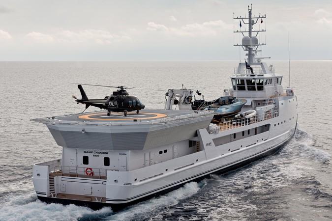 2021 DAMEN Yacht Support 6911 Mega Yacht 2339206