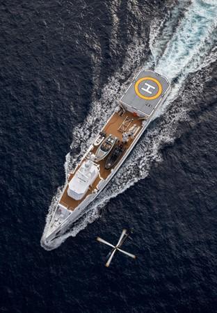 2022 DAMEN Yacht Support 6911 Mega Yacht 2339207