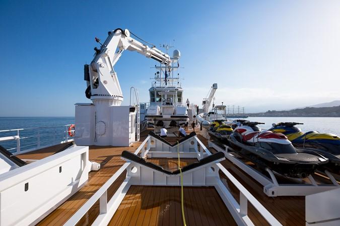 2021 DAMEN Yacht Support 6911 Mega Yacht 2339208