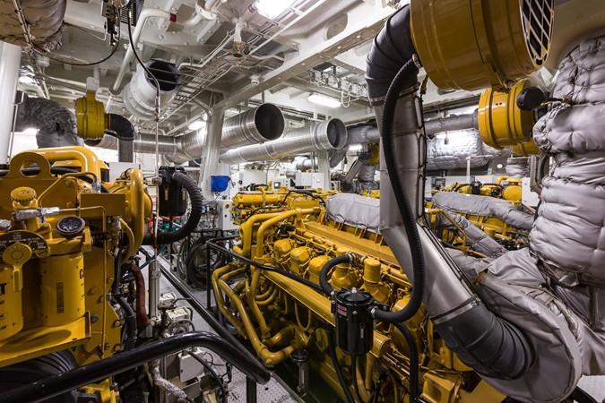 2021 DAMEN Yacht Support 6911 Mega Yacht 2339220