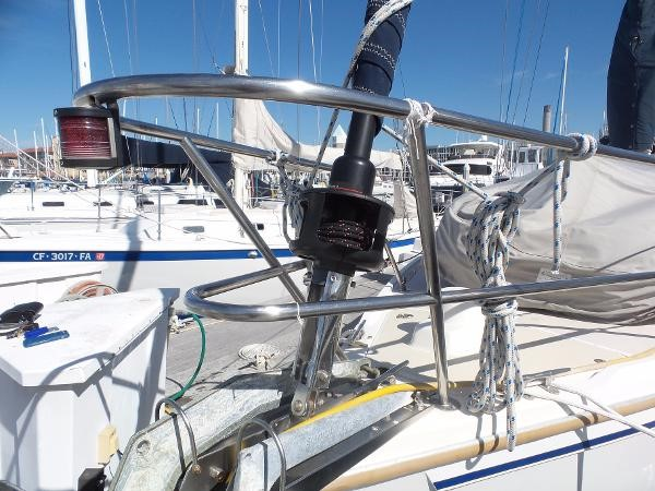 Upgraded Harken furler 1983 CATALINA 36 Cruising Sailboat 1759770