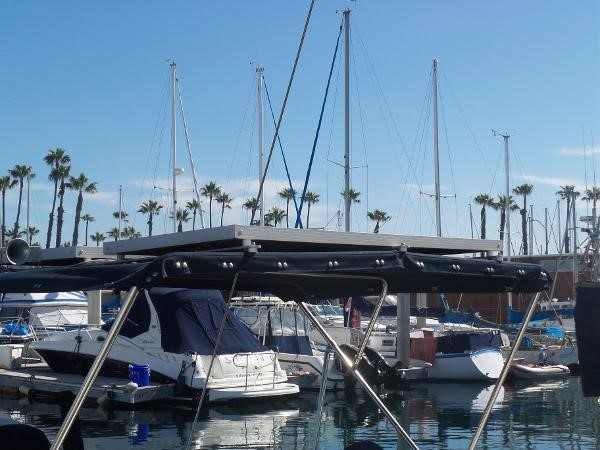 Solar panels 1983 CATALINA 36 Cruising Sailboat 1759774