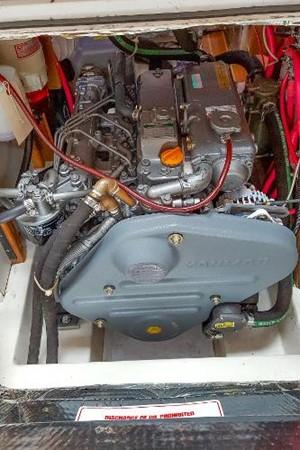 Yanmar Engine 2005 CATALINA Model 400 Cruising Sailboat 1747573