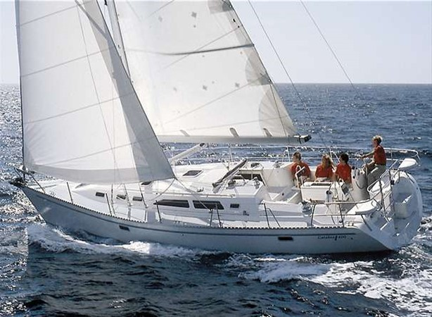 Manufacturer Provided Image 2005 CATALINA Model 400 Cruising Sailboat 1747576