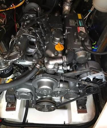 Yanmar Engine 1997 CATALINA 42 MkII Cruising Sailboat 1748781