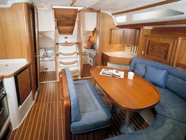 Manufacturer Provided Image - Salon 1997 CATALINA 42 MkII Cruising Sailboat 1748783