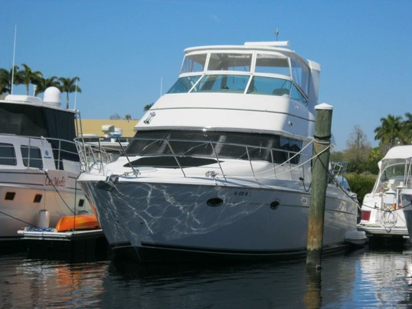 2005 CARVER 45 Voyager Motor Yacht 1759181