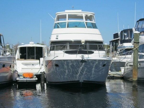 2005 CARVER 45 Voyager Motor Yacht 1759182