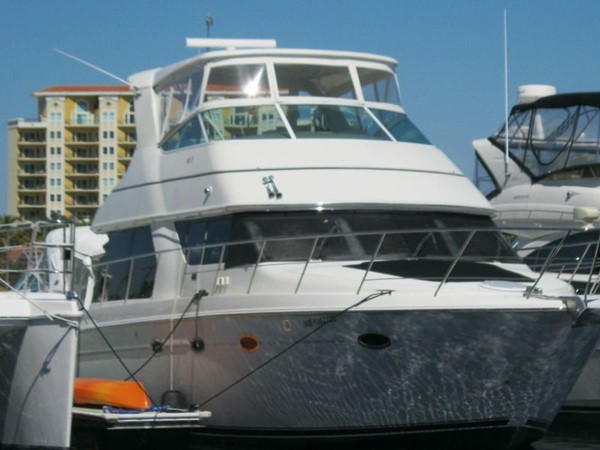 2005 CARVER 45 Voyager Motor Yacht 1759183