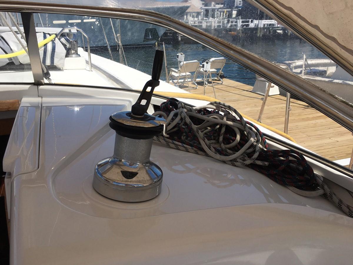2014 MOODY Moody 45 Classic Cruising Sailboat 2394560