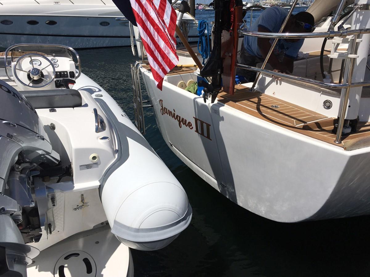 2014 MOODY Moody 45 Classic Cruising Sailboat 2394561