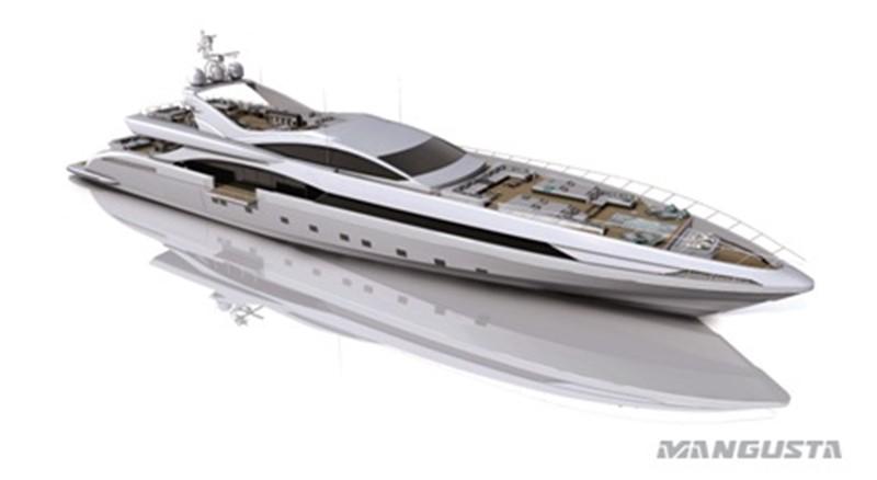 OVERMARINE - MANGUSTA  Mega Yacht 1752744