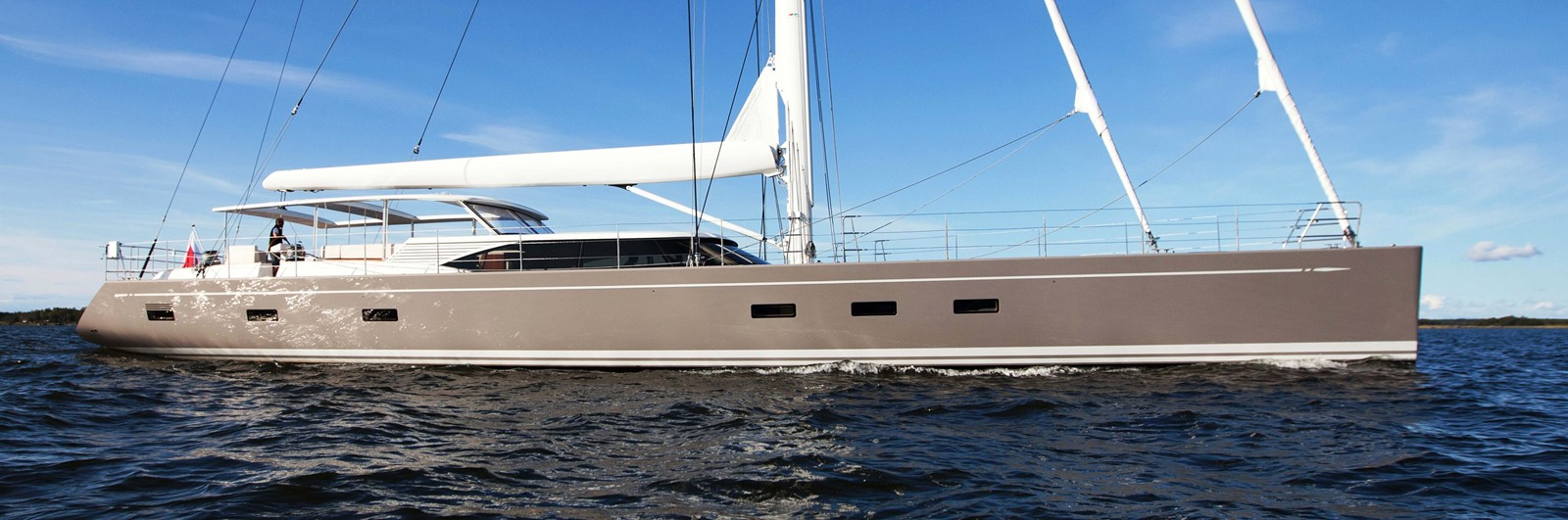 2014 NAUTOR'S SWAN  Performance Sailboat 1768950