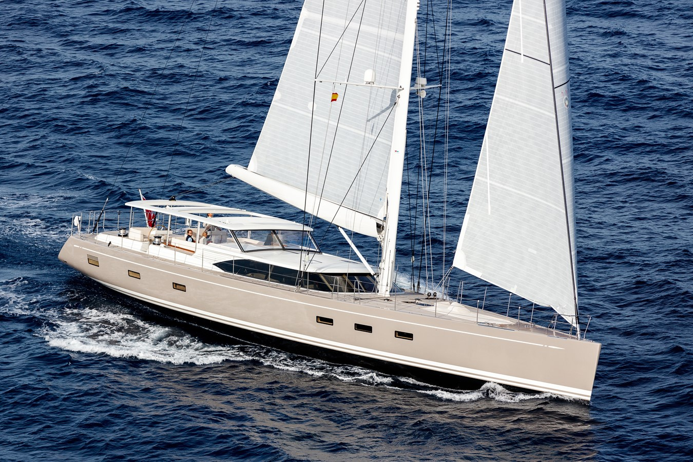 2014 NAUTOR'S SWAN  Performance Sailboat 1768987
