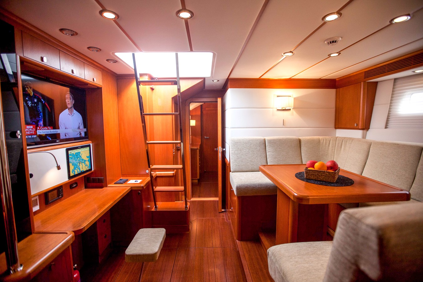 2014 NAUTOR'S SWAN  Performance Sailboat 1768993
