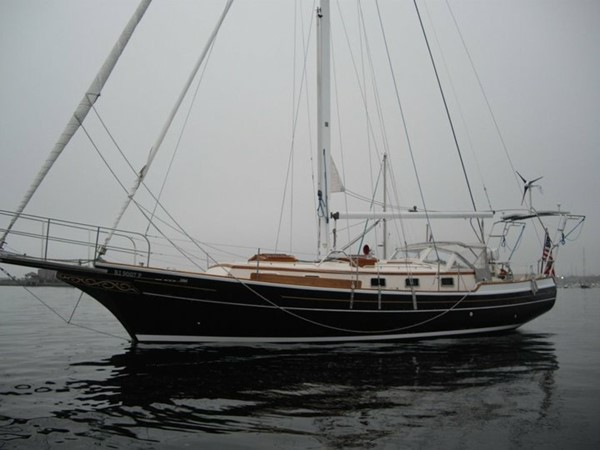 1995 GOZZARD  Cruising Sailboat 1783811