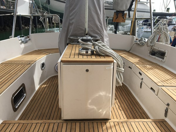 1995 GOZZARD  Cruising Sailboat 1783818