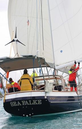 1995 GOZZARD  Cruising Sailboat 1783821