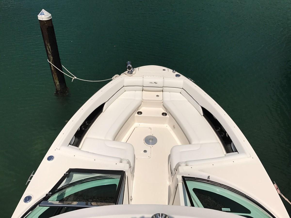 2015 SEA RAY 350 SLX Runabout 1785448