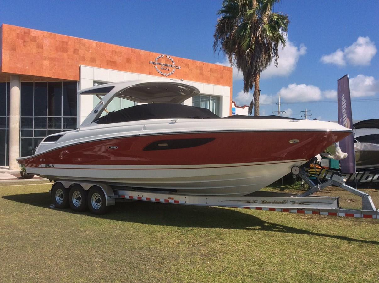 2015 SEA RAY 350 SLX Runabout 1785457