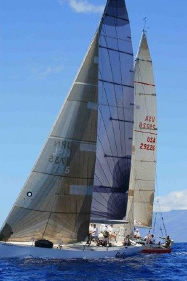 1992 REICHEL/PUGH  RP44 Cruising/Racing Sailboat 1796064